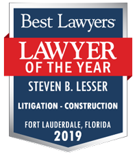A – Steve Lesser – Lawyer of the Year – 2019