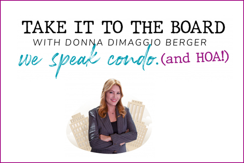 Take It To The Board! Becker Launches Community Association Podcast
